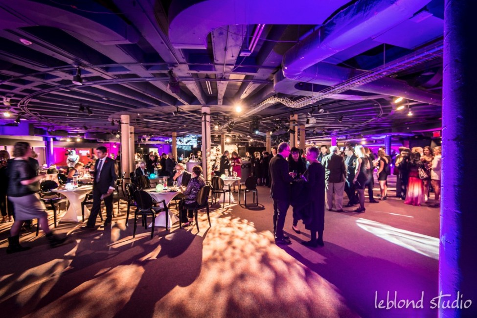 Event guests photography by Leblond Studio at the LOOK2015 event in Calgary