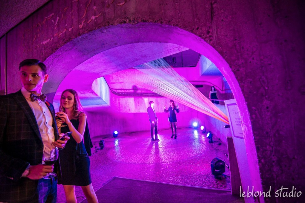 Fashion, art and fundraising, photography by Leblond Studio at the LOOK2015 event in Calgary