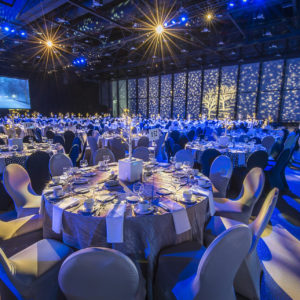 Event produced by WestJet Airlines, ddecor